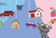 """""""บ้าน"""" vs รถยนต์ เลือกซื้ออะไรก่อนดี ?"""