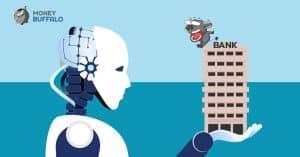 """พนักงานแบงค์เตรียมตกงาน อีก 5 ปี """"AI"""" ทำงานแทน"""
