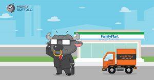 """""""Family Mart"""" จับมือ Kerry Express ฝากส่งพัสดุ 24 ชม. สู้ศึกร้านสะดวกซื้อ"""