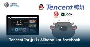 """""""Tencent"""" บริษัทไอทียักษ์ใหญ่สัญชาติจีน ใหญ่กว่า Alibaba และมูลค่ามากกว่า Facebook"""