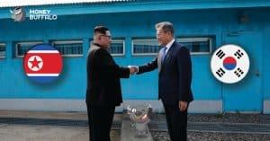 """2 """"เกาหลี"""" จับมือกัน แล้วอะไรจะเกิดขึ้นต่อไป ?"""