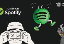 """""""Spotify"""" แอพฟังเพลงยุคปัจจุบันในโลกอุตสาหกรรมดนตรี"""