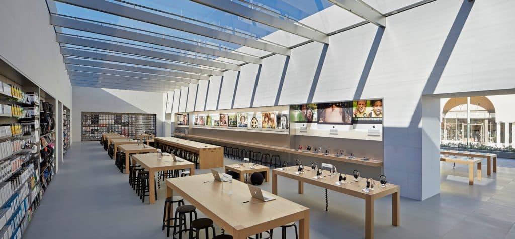 """""""Apple Store"""" ร้านค้าปลีกที่มีรายได้ต่อพื้นที่สูงที่สุด"""