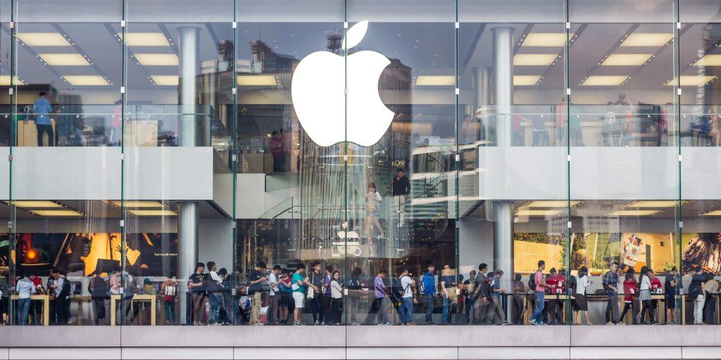 """20 Ap""""Apple Store"""" ร้านค้าปลีกที่มีรายได้ต่อพื้นที่สูงที่สุดple Store ร้านค้าปลีกที่มีรายได้ต่อตารางฟุตสูงที่สุด PIC3_compress"""