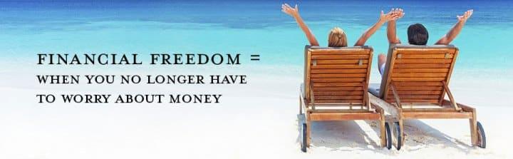 """""""อิสรภาพทางการเงิน"""" ของเรา มีมูลค่าเท่าไหร่ ?"""