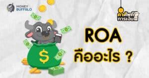 ROA คืออะไร