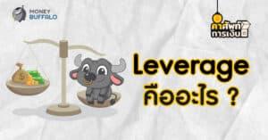 Leverage คืออะไร