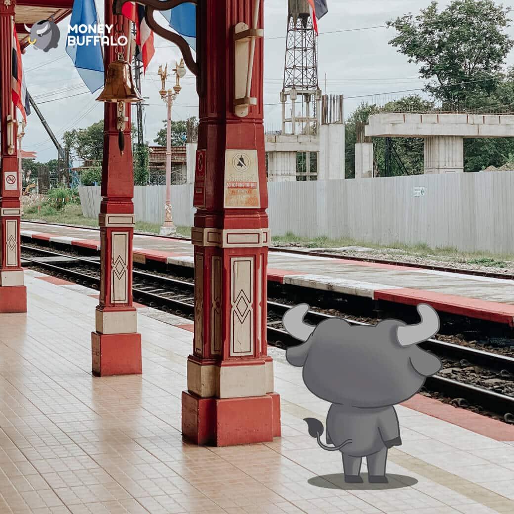"""นั่งรถไฟไป """"หัวหิน 2 วัน 1 คืน"""" งบไม่เกิน 1,000 บาท"""