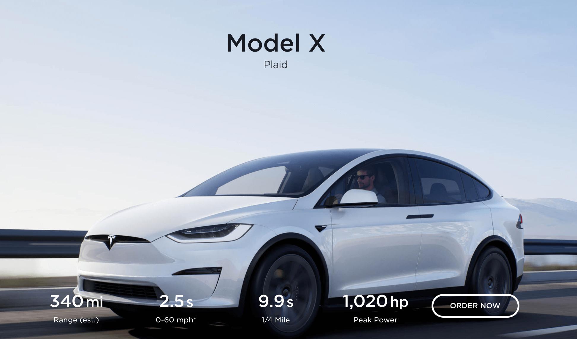 """เปิดตัวรถยนต์ไฟฟ้า """"Tesla Model S Plaid"""" มีอะไรน่าสนใจ ?"""
